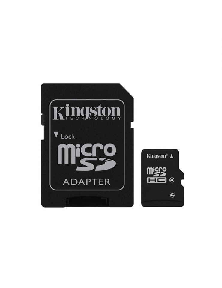 Carte mémoire Micro SD - Kingston