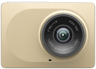 Commander dès maintenant la Dash Camera Golden sur YI Camera France