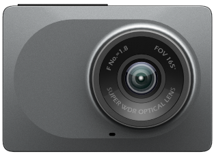 Commander dès maintenant la Dash Camera Iron Grey sur YI Camera France