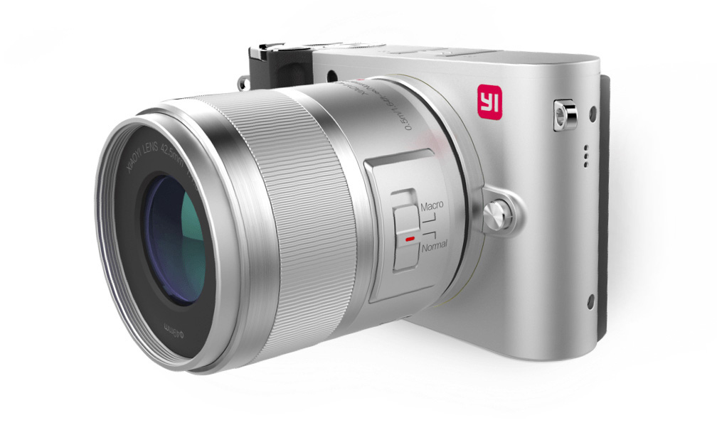 Camera YI Mirroless Silver